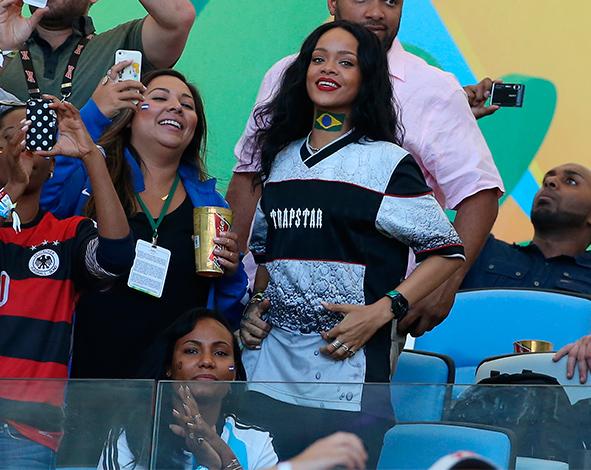 rihanna 2014 fifa world cup brazil final getty