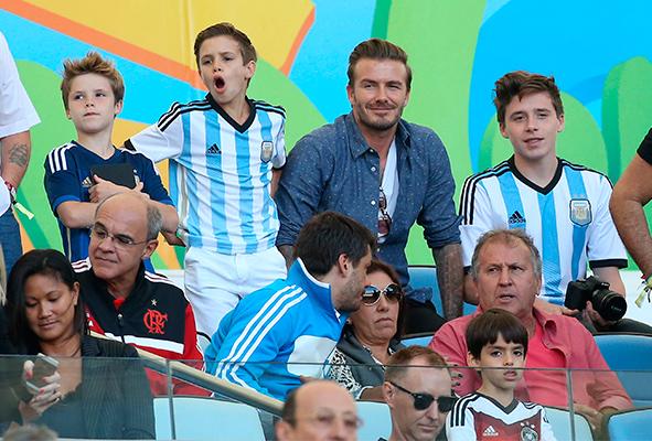 David Beckham World Cup Final Beckham World Cup Final