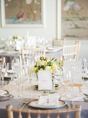 the george rye wedding venue ballroom seating