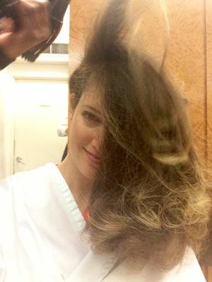 emily hair blog