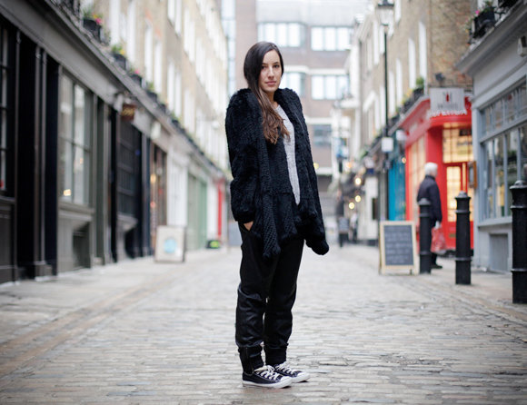 tara chong fashion intern