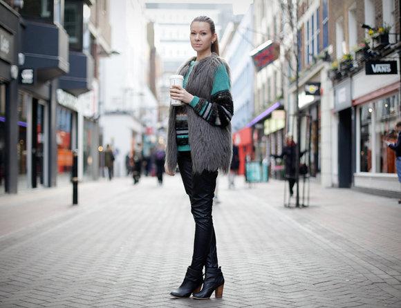 julia shutenko fashion intern