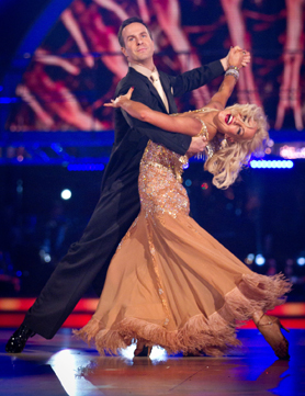 strictly come dancing 2012 bbc guy levy