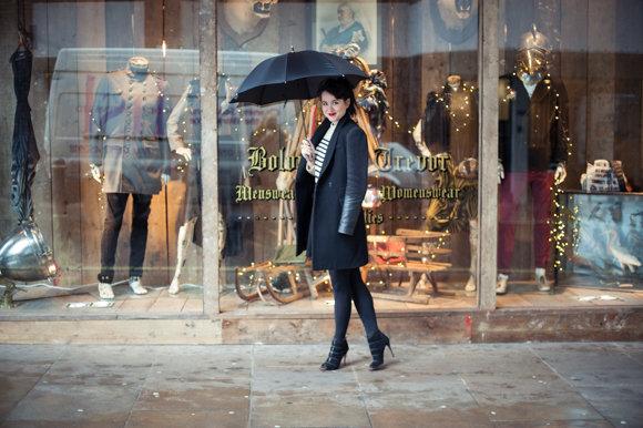 alannah sparks acting fashion editor