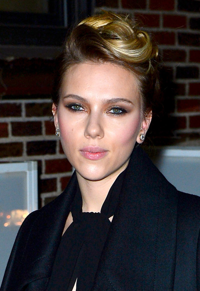 scarlet johansson getty