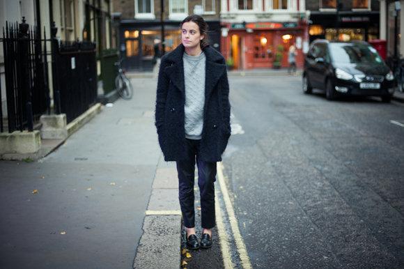 charlotte lewis fashion intern