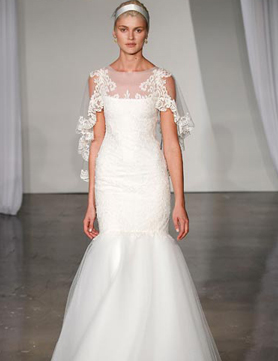 marchesa fall 2013 chantilly lace