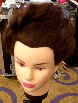 temperley hair model