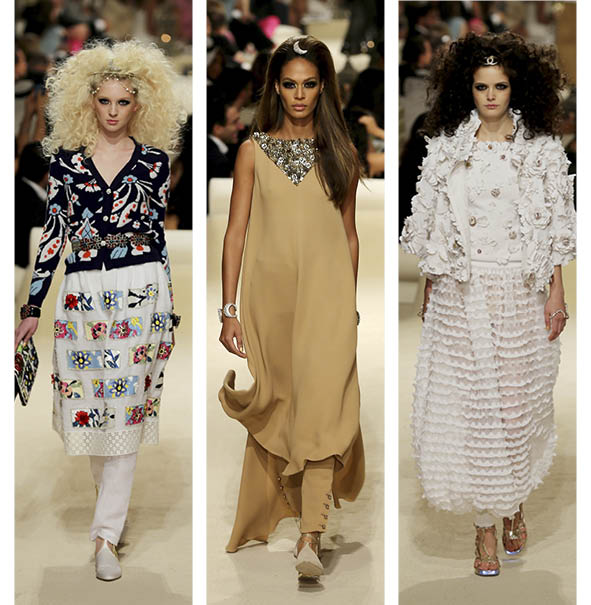 Chanel Cruise 2015 Sneakers 3way Chanel Cruise 2015 Getty