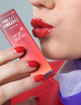 virgin atlantic bare minerals