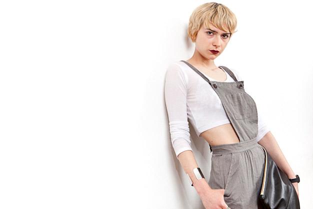 elizabeth black elle fashion intern