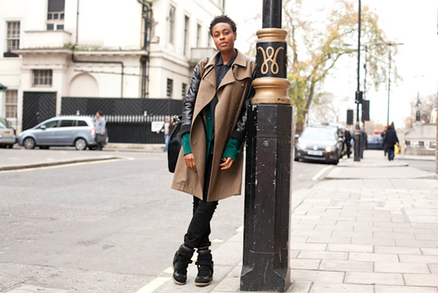 donna wallace elle accessories editor