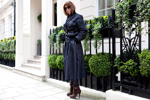sasa thomann elle contributing fashion editor
