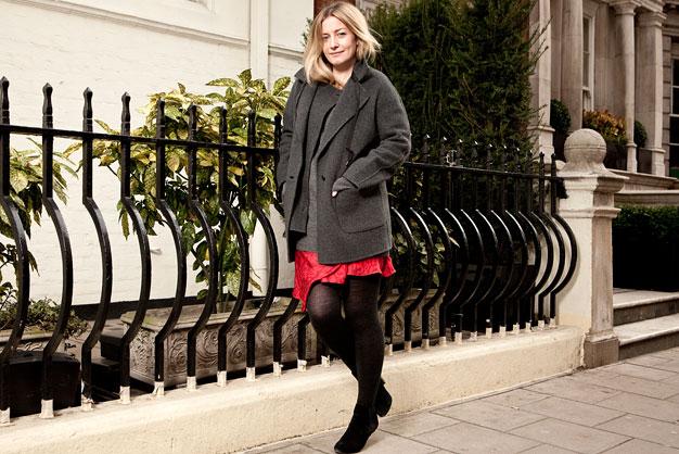 stacey duguid elle executive fashion editor