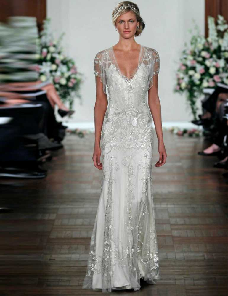 Great Gatsby Wedding Dresses Advertisement