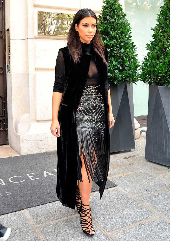 Kim Kardashian Fashion Week 2015 Memes