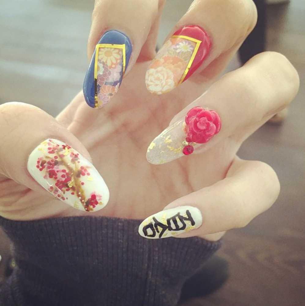 nail art insta
