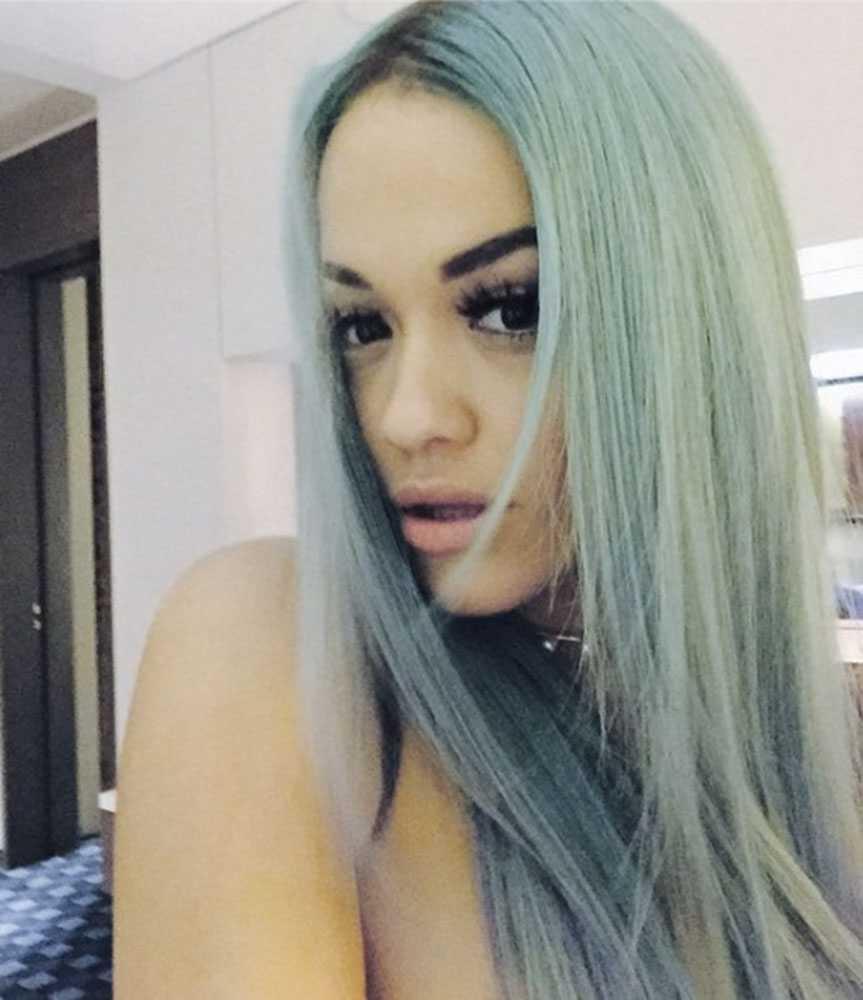 Rita Ora Natural Hair Google Search Beautyampfashion ...