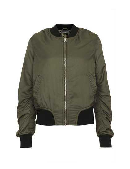 TOPSHOP ULTIMATE MA1 BOMBER JACKET фото