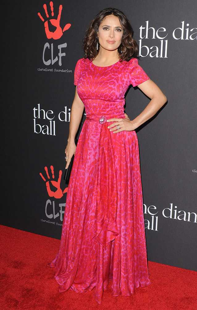 salma-hayek-diamond-ball-2014
