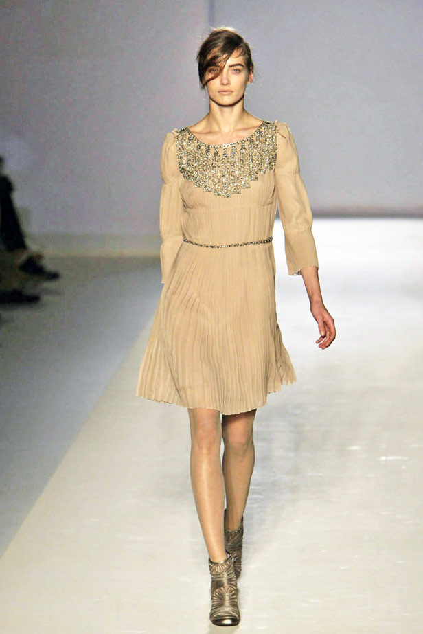 Alberta ferretti autumn/winter 2010.