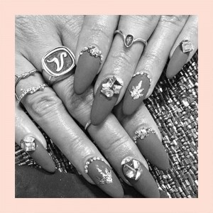 Best Celebrity Nail Instagrams