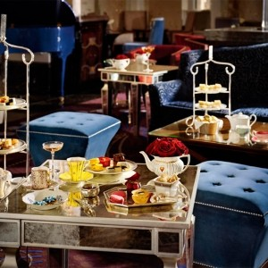 Five of the Best Places for Afternoon Tea in London