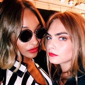 LFW s/s 2015: Celebrity Instagram