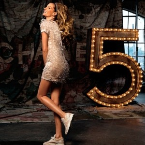 Gisele for Chanel No.5: Sneak Preview