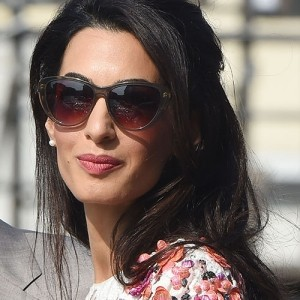 Amal Clooney Cannot Wait to See Donald Trump Lose to a Lady