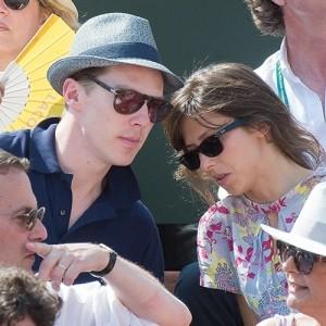 Benedict Cumberbatch's wife Sophie Hunter's wedding dress has been revealed
