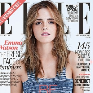 Emma Watson, The December 2014 ELLE Cover Interview