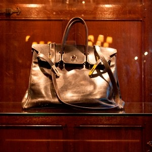 Liberty celebrates 30 years of the Hermès Birkin bag
