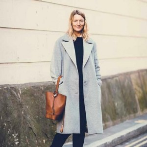 A year in the wardrobe of Rebecca Lowthorpe