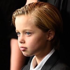 Introducing Shiloh: Brad Pitt's Doppelgänger