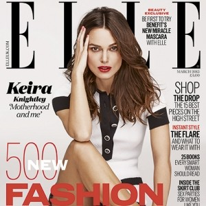 March cover revealed: Keira Knightley