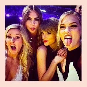 Brit Awards 2015: A-List Instagram