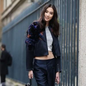 ELLE's MFW A/W 2015 Street Style