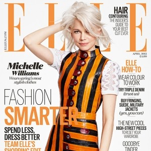 Michelle Williams For ELLE