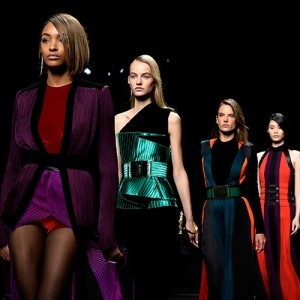 Dispatches From Paris: Balmain A/W 2015
