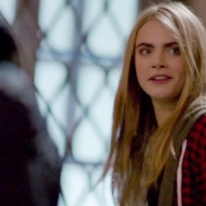 Cara Delevingne stars in the trailer for The Face of an Angel