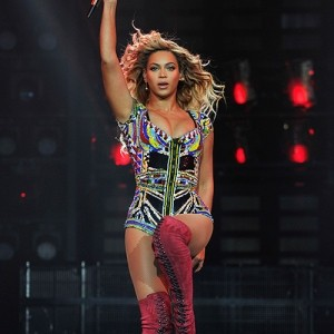 Beyoncé x Guiseppe Zanotti