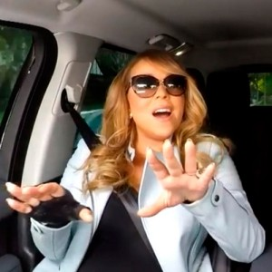 The Mariah Carey James Corden Karaoke Carpool