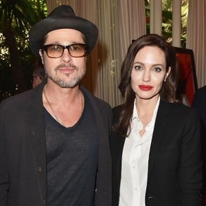 It's official: Angelina is Mrs Pitt