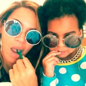 Beyoncé just shared the cutest video of Blue Ivy