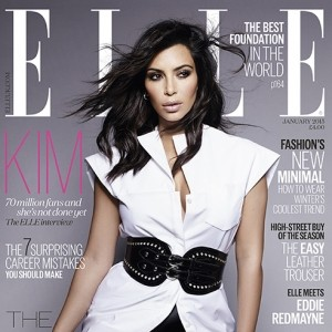 Kim: 'I wish I had more confidence'