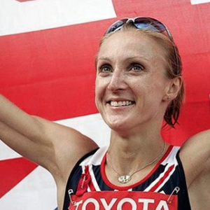 Video: Ellie Goulding Thanks Paula Radcliffe,