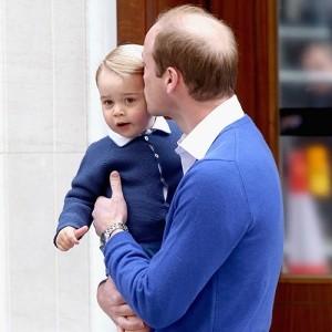 Prince George Is William's Mini-Me