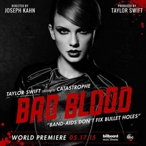 Taylor Swift's Bad Blood Video Is Here