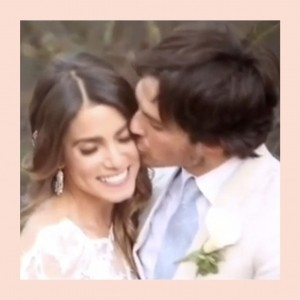 In Love With: Nikki Reed's Wedding Video